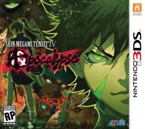 Shin Megami Tensei IV: Apocalypse, 3DS, Mega