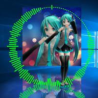 Miku Engine (System Animator 10) [Live Wallpaper Engine]