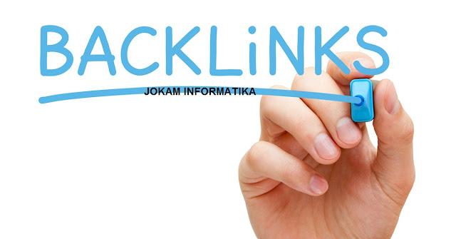 Apa Itu Yang Dimaksud Dengan Backlink Pada Website ? - JOKAM INFORMATIKA