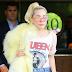 FOTOS HQ: Lady Gaga saliendo de su apartamento en New York - 11/05/16