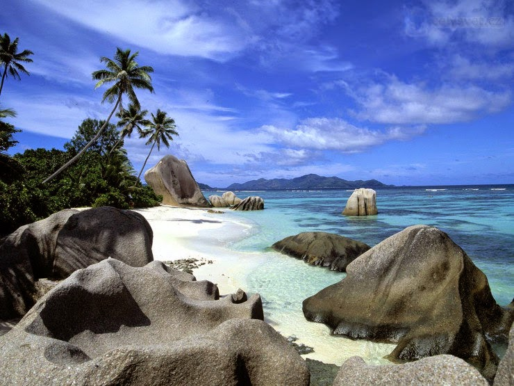 14. Anse Source d'Argent, La Digue Island, Seychelles - 29 Most Exciting Beaches to Visit