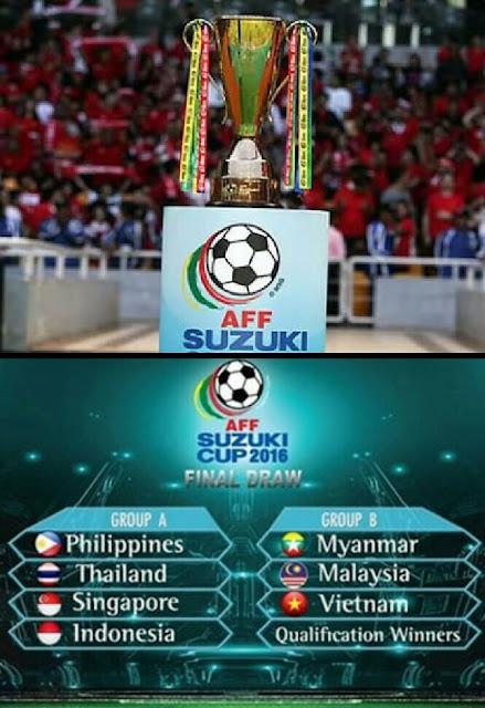Live Streaming Malaysia Vs Myanmar Piala AFF Suzuki 2016