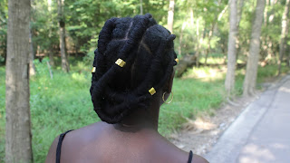 African Threading Olori Hairstyle DiscoveringNatural