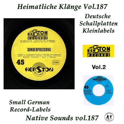 VA -  Kerston Records Vol.2  ( Heimatliche Klaenge Vol.187)