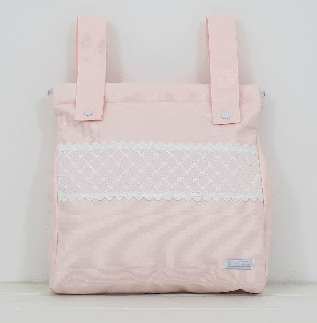 bolso carrito batista rosa