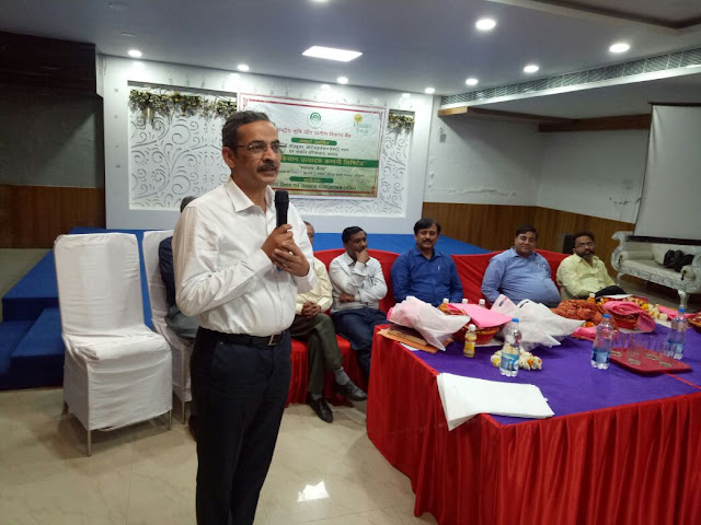 Launch of NABARD supported first farming company in Palwal