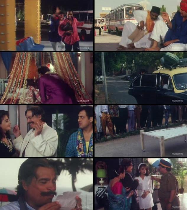 Coolie No. 1 (1995) Hindi 480p HDRip