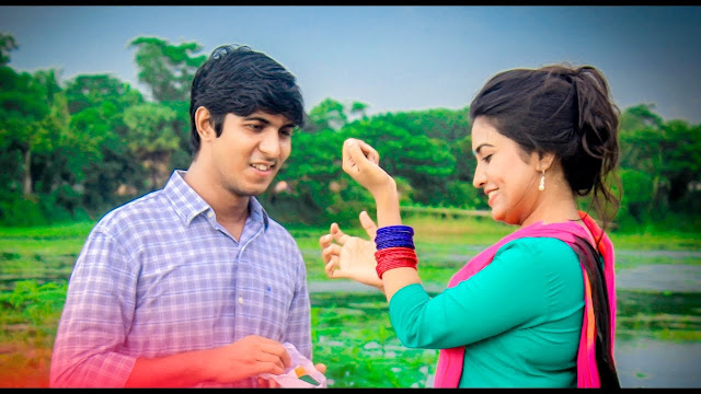 Borsha (2017) Bangla Short Film Ft. Tawsif Mahbub and Ishika Khan HD