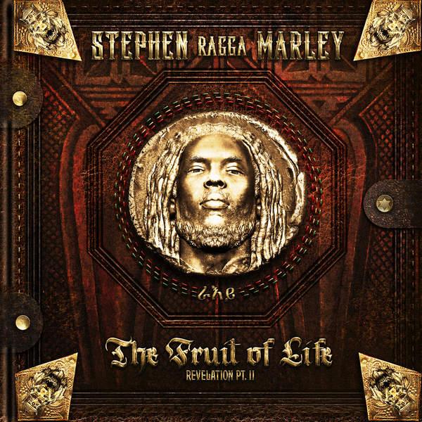 "Stephen Marley - Revelation Pt. II: ""The Fruit of Life"" Cover"