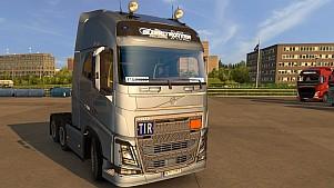 New Volvo 2012 truck mod 2.1