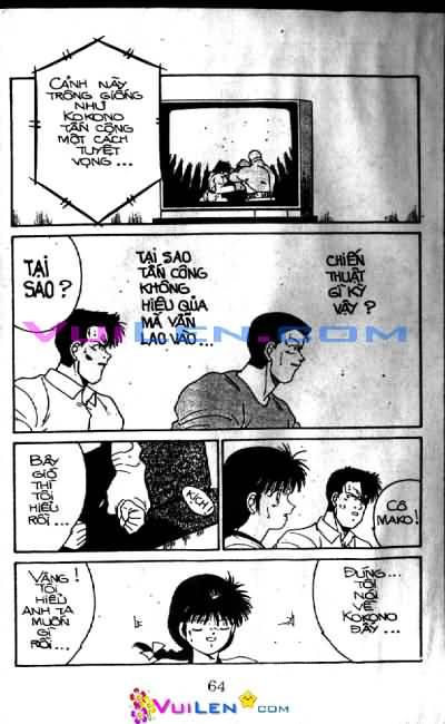 Shura No Mon  shura no mon vol 18 trang 65