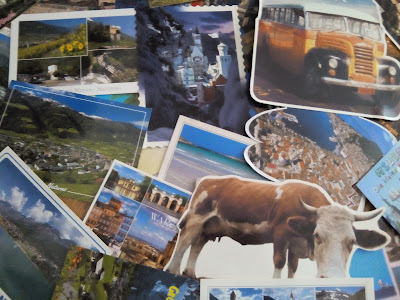 #sendpostcard risparmiaeviaggia