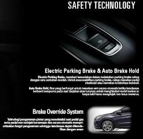 Fitur Safety Technology Honda HR-V