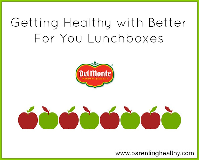 Getting Healthy with Better For You Lunchboxes