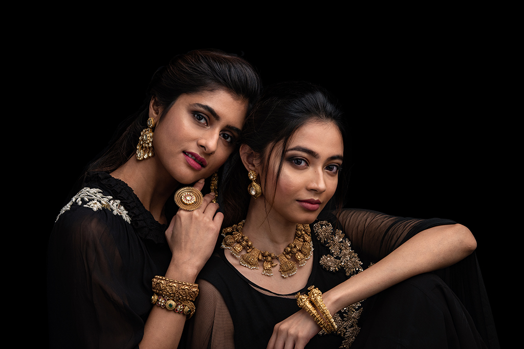 Beautiful Bridal Jewellery Collection with Traditional Look