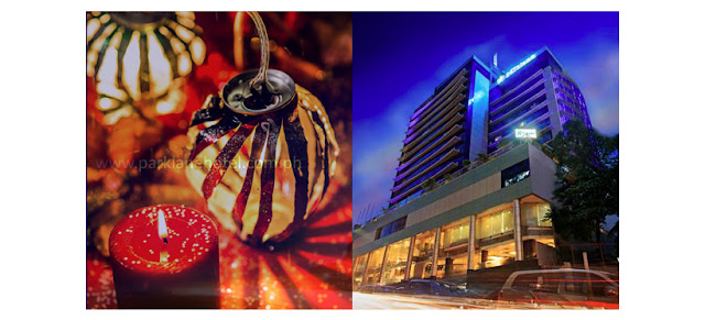Cebu Parklane International Hotel's Christmas Trinket