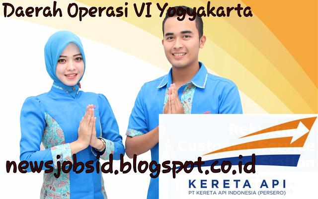 Lowongan Kerja CSOS dan Announcer Daop 6 YK PT Kereta Api Indonesia (Persero) Februari 2017