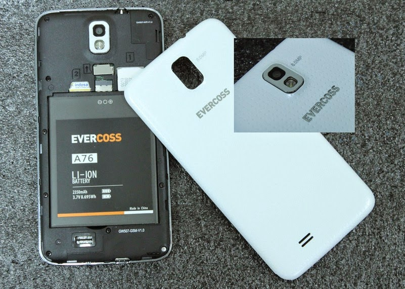Image of Review dan Spesifikasi Evercoss A76