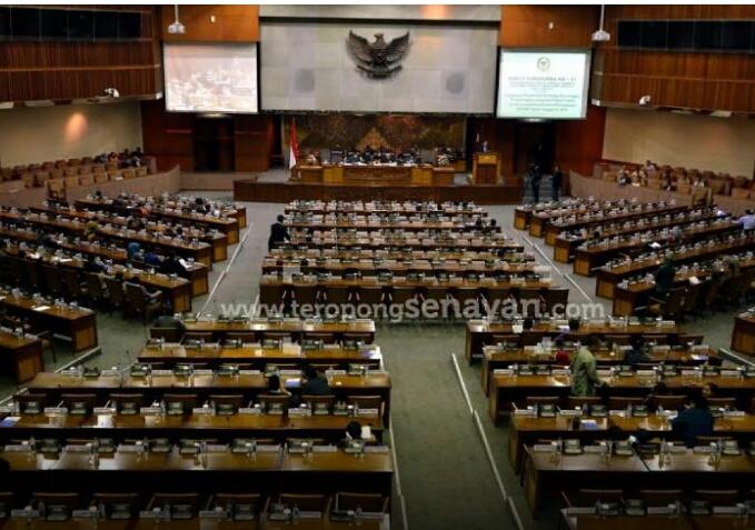 Paripurna DPR Hari Ini yang Hadir: 168 dari 560 Anggota