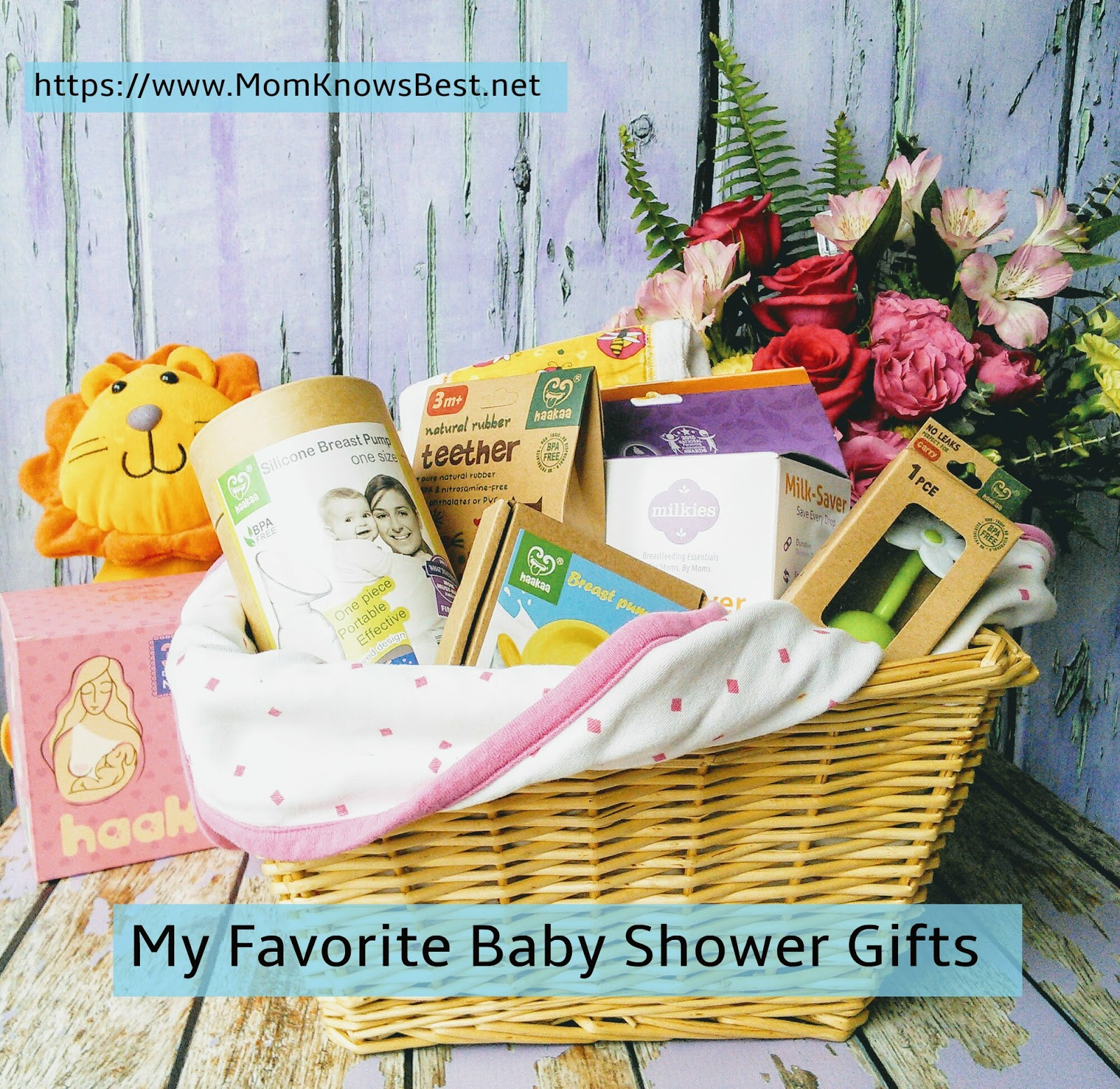 Good Baby Shower Gift: I Received Samples Of The Mentioned Products To Facilitate