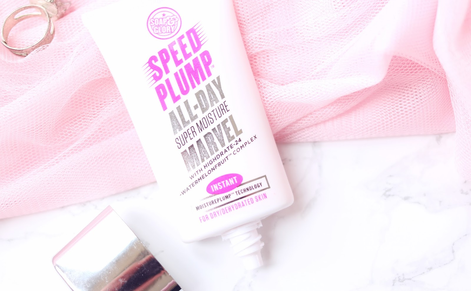 Soap and Glory Speed Plump Moisturiser