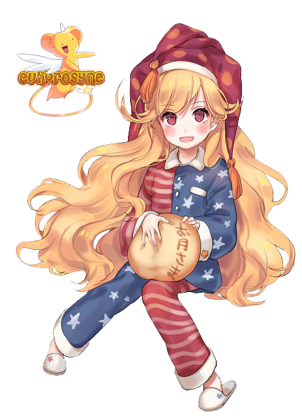 render Clownpiece