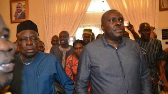 Ibori former Governor says, I am not a thief