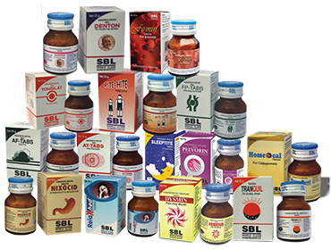 SBL | World Class Homeopathy Products