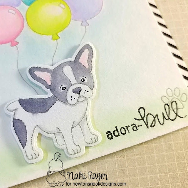 Newton's Nook Designs Fabulous Frenchies Set - Naki Rager