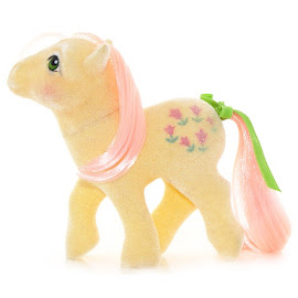 MLP Posey Year Four So Soft Ponies G1 Pony