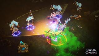 Pagan Online RPG Launching in 2019