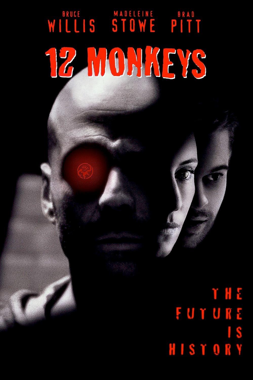 Ini Lho 12 Monkeys (1995) - Review Film Terbaik