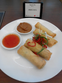 Spring Roll ala Grand Zuri BSD City