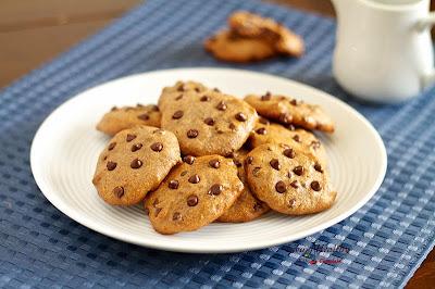 Resep Dan Cara Membuat Cookies Coklat Chip Yang Praktis Dan Enak