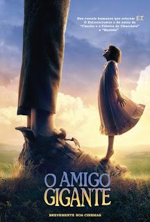 The BFG - Poster Nacional & Segundo Trailer