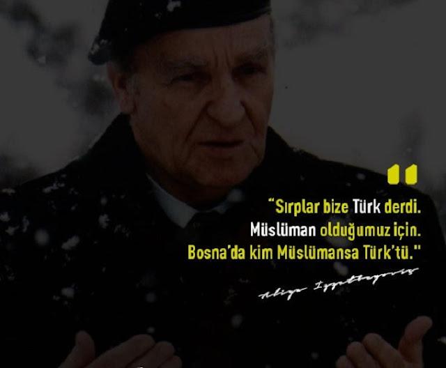 bilge kral, kral, bilge, aliye izzetbegoviç, boşnak lider, bosna lideri, bosna kralı