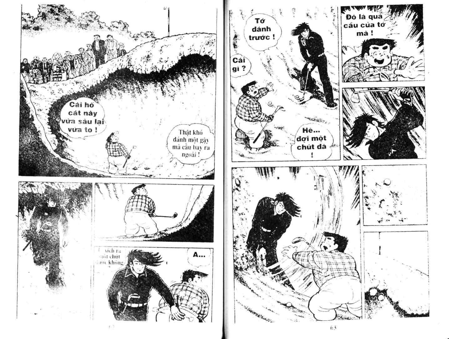 Ashita Tenki ni Naare chapter 5 trang 30