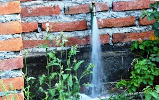 Agua Potable espera que llueva para que se solucione la provisión del servicio.