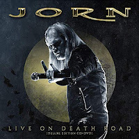 """Το βίντεο του Jorn για το """"Ride Like The Wind"""" από το album """"Live on Death Road"""""""
