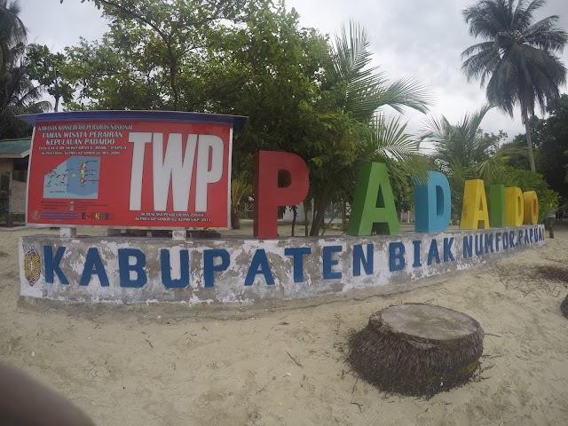 Sekilas Tentang Taman Wisata Perairan (TWP) Kepulauan Padaido