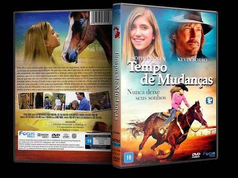 Capa DVD Tempo de Mudanças