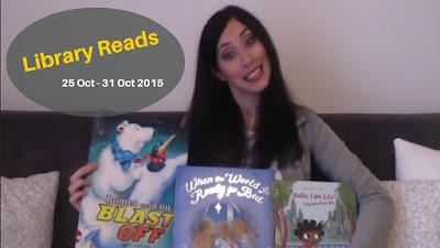 Library Reads: What The Kids Picked This Week 25th -31st October 2015 #LibraryReads #books