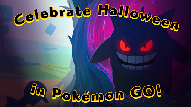 "Niantic Announces Pokemon Go ""Halloween event"""