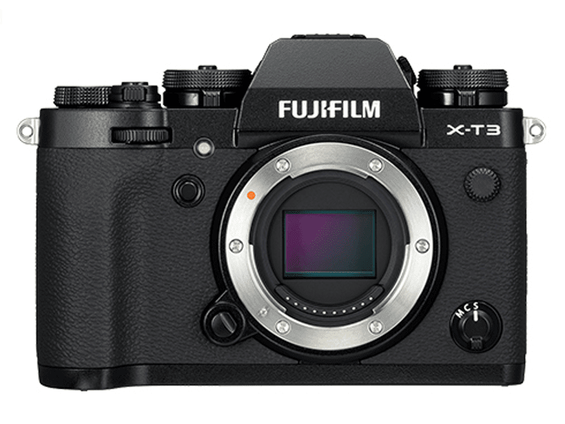 Fujifilm Global announces X-T3 with new sensor and processor!