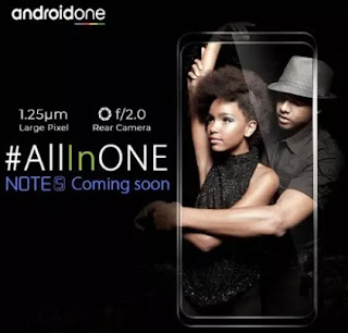 Infinix Note 5 Stylus to Launch with Face Unlock, 6.2-inch Display