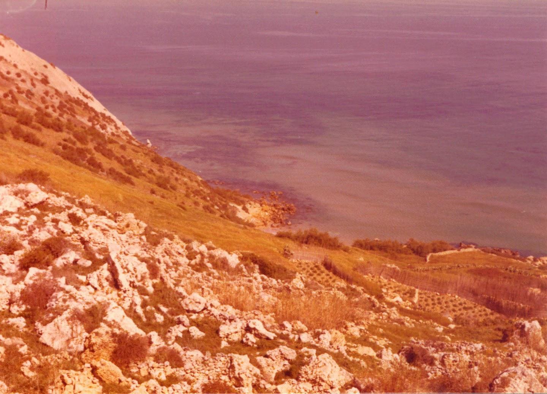 Malta negli anni '70 - foto di famiglia @Elisa Chisana Hoshi