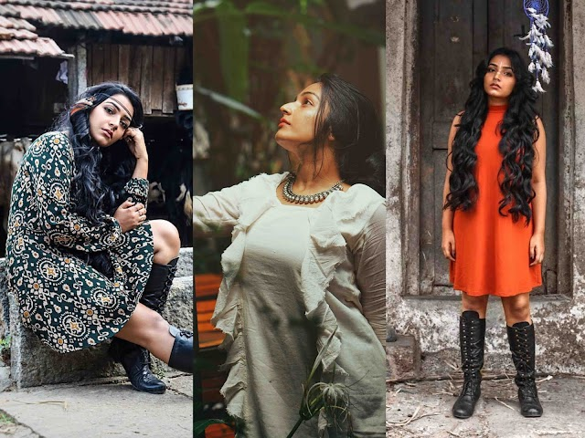 Rajisha Vijayan Hot Spicy Photoshoot Stills