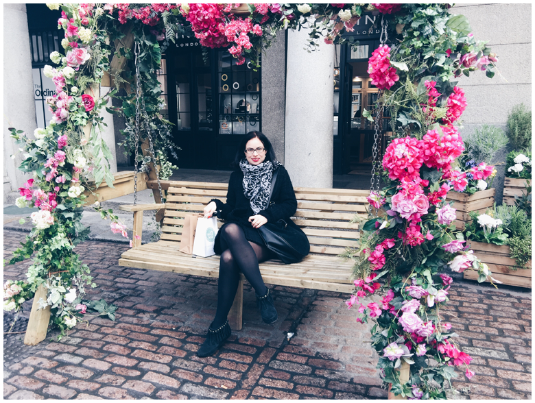 travel diary, london, covent garden