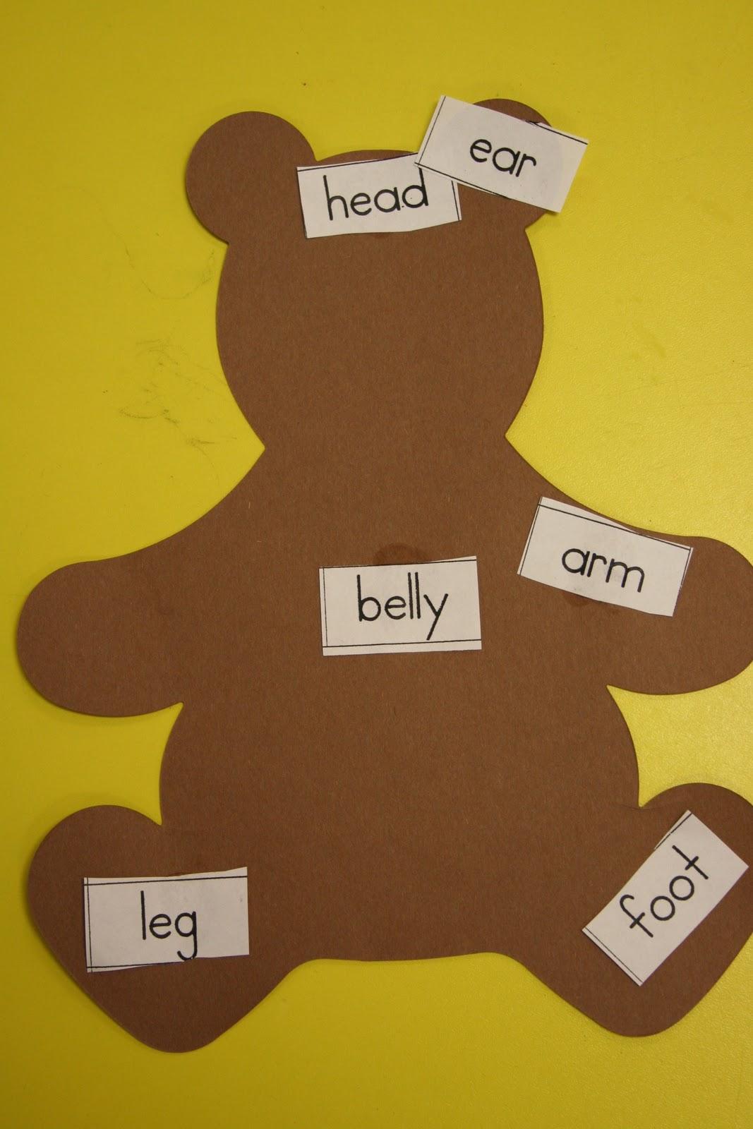 Mrs Lee S Kindergarten Labeling Lesson
