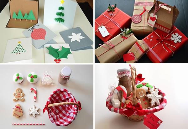 La Chica De La Casa De Caramelo Ideas Para Una Navidad Hand Made